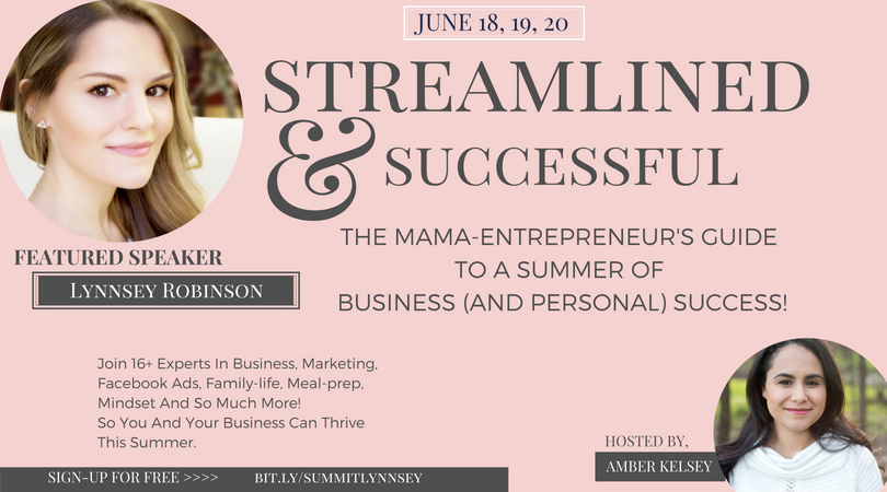 STREAMLINED & SUCCESSFUL SUMMIT