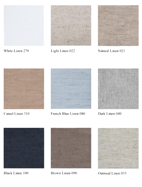 Linen Swatches