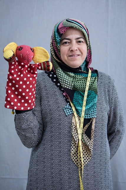 Fatma Karabas