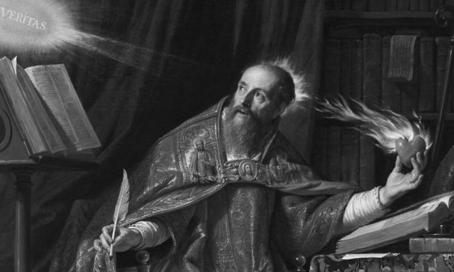 ST. AUGUSTINE OF HIPPO (354-430)  FEAST DAY: AUGUST 28