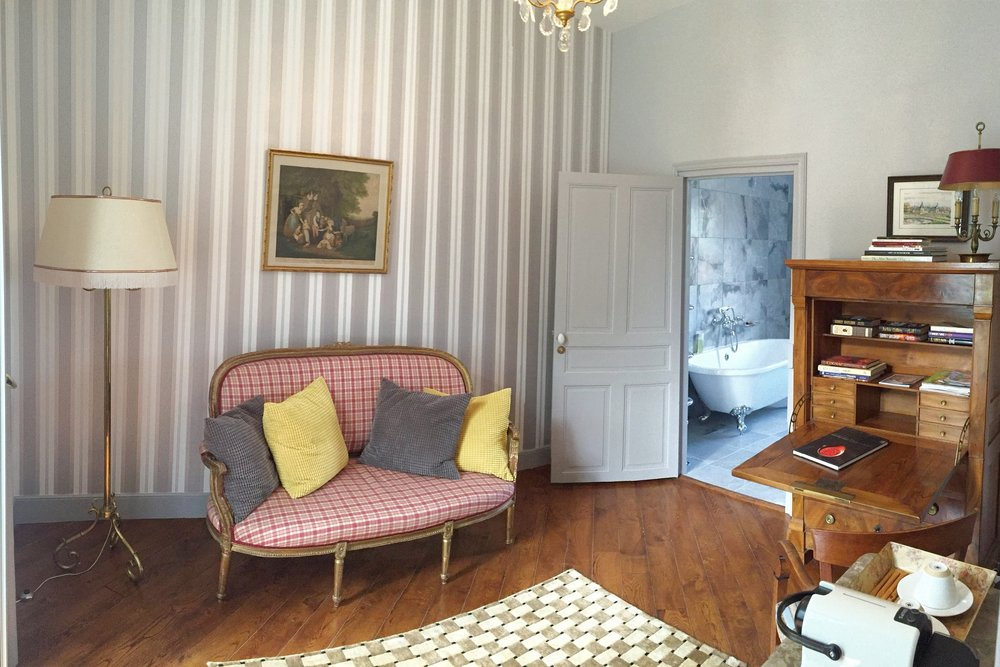 The Napoleon room parlor