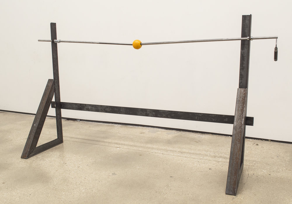 Peeler's Apparatus: Coping with Infrastructure, No. 2