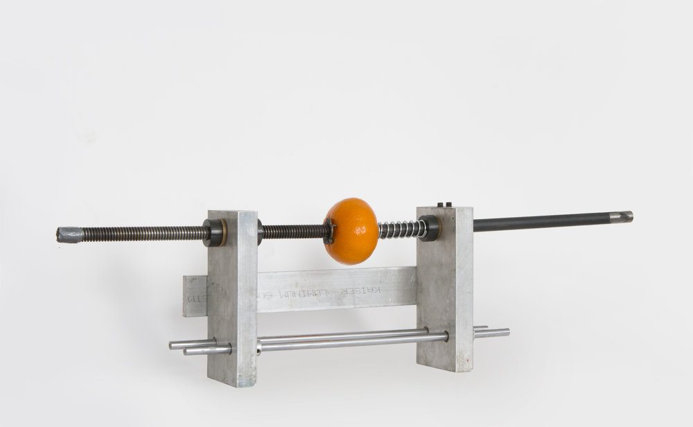 Peeler's Apparatus: Coping with Infrastructure, No. 1