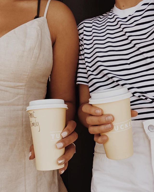 For when there's places to be, things to see! Coffee on the go! ☕️ ☕️ @miss_bliss_em