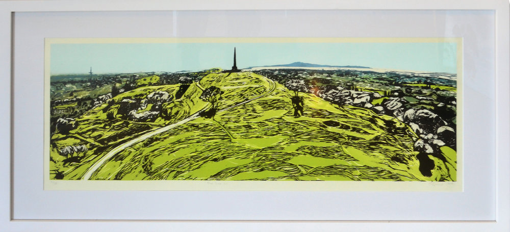 One Tree Hill  Nicola Tucker, framed print, #17/55  $1,100.00