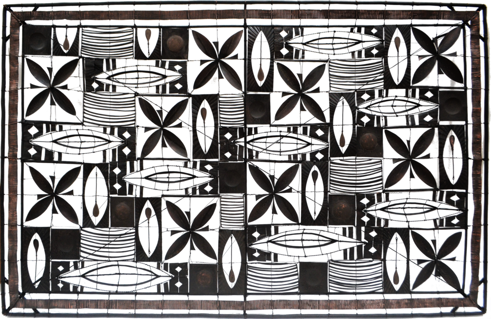 Voyager Screen  Rudy van der Pol, copper and wire wall hanging, 1250mm x 825mm  $5,900.00