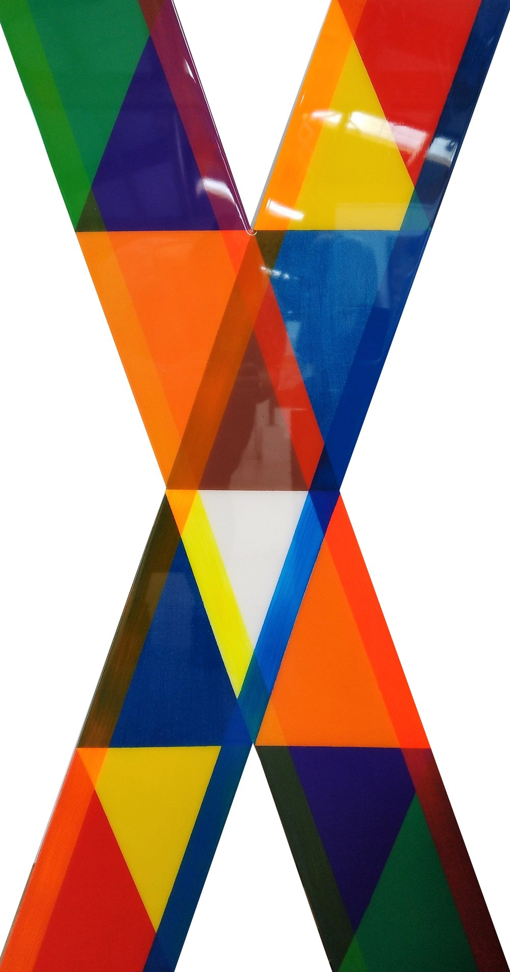 Time For Change  Wendy Hannah, ply acrylic & resin wall sculpture, 1200mm x 605mm x 80mm  $2,500.00