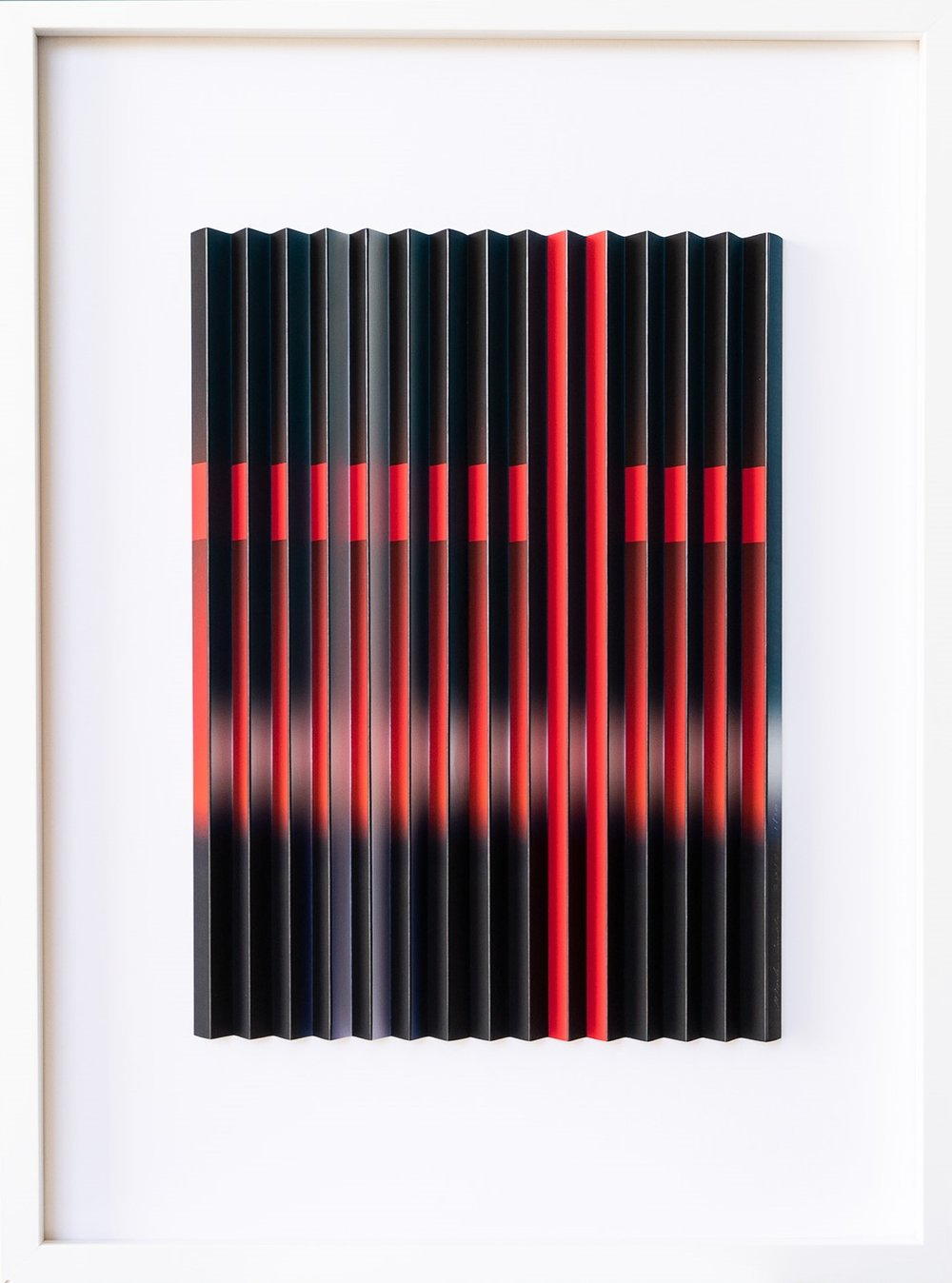 Red Cross  Mark Cowden, limited edition multiplane, #6/10, 800mm x 1000mm (inc. frame)  on hold