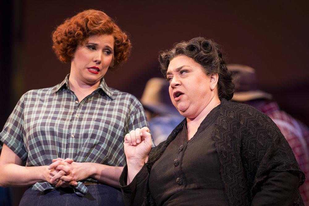 Marie ,  The Most Happy Fella  (with Alissa Albertson), Tulsa Opera, 2013