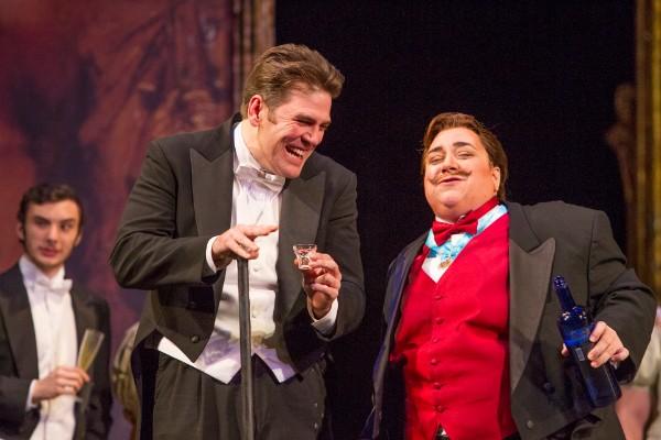 Prince Orlovsky,  Die Fledermaus  (with Michael Mayes) , Syracuse Opera, 2014