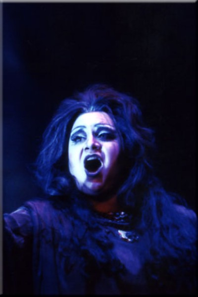 Erda,  Das Rheingold , Arizona Opera, 1998