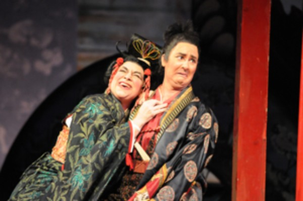 Katisha,   The Mikado  (with Matthew Hayward), Syracuse Opera, 2010