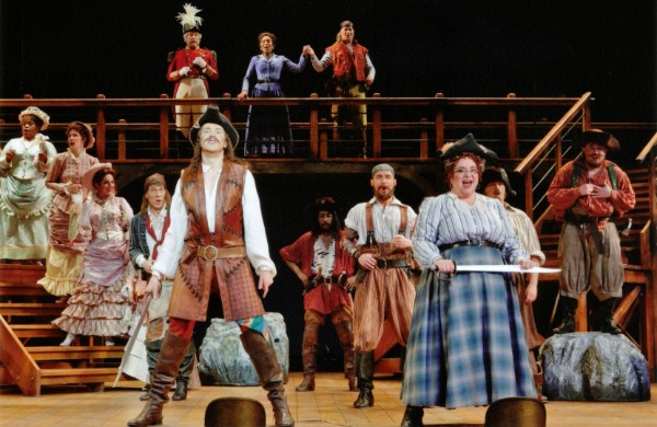 Ruth ,  The Pirates of Penzance  (with Daniel Okulitch, Alexander Birch Elliott, Talise Trevigne, Robert Orth, and Ryan MacPherson), Portland Opera, 2014