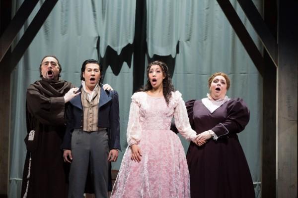 Gertrude , Romeo et Juliette  (with Nicole Cabell, Jesus Leon, and Burak Bilgili), Atlanta Opera, 2017