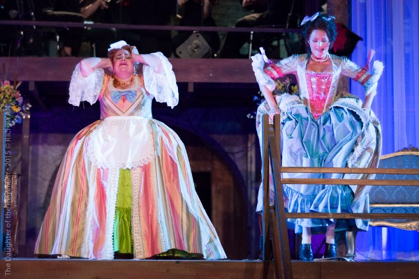 The Marquise de Berkenfield ,  La fille du regiment  (with Leah Partridge), Mill City Summer Opera , 2015
