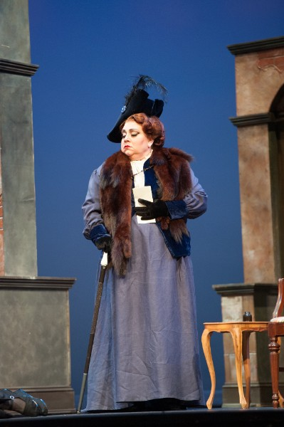 La Zia Principessa ,  Suor Angelica , Opera on the James, 2013