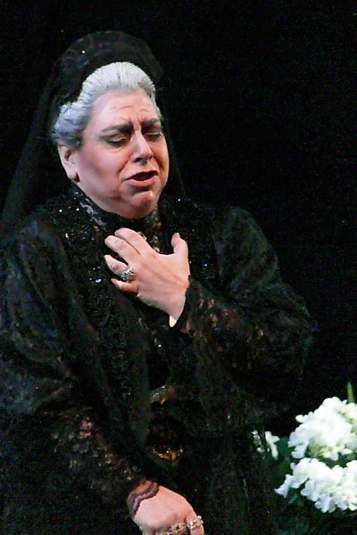 La Zia Principessa ,  Suor Angelica , El Paso Opera, 2008