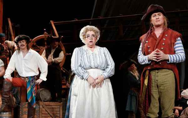 Ruth ,  The Pirates of Penzance  (with Daniel Okulitch and Ryan MacPherson), Portland Opera, 2014