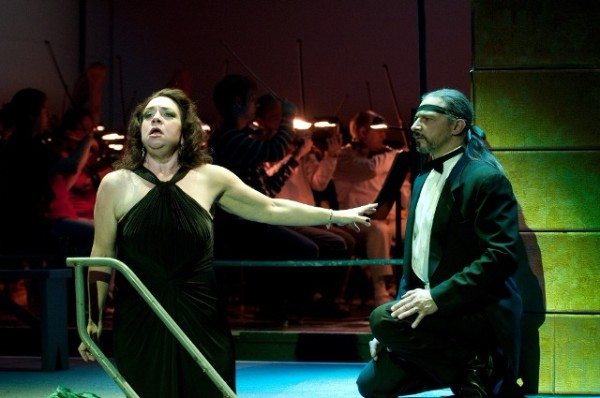 Erda,   Das Rheingold  (with Greer Grimsley),   Indianapolis Opera, 2009