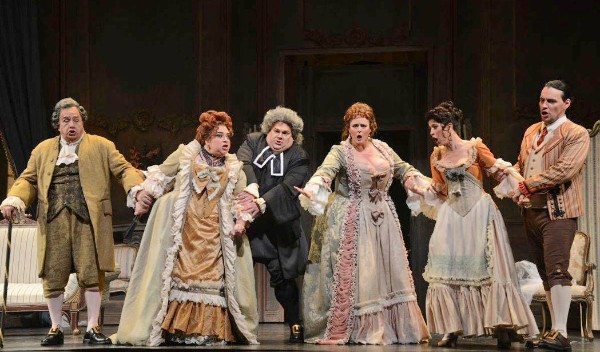 Marcellina ,  Le nozze di Figaro  (with Thomas Hammons, Torrance Blaisedell, Twyla Robinson, Lisette Oropesa, and Kostas Smoriginas), New Orleans Opera Association, 2015