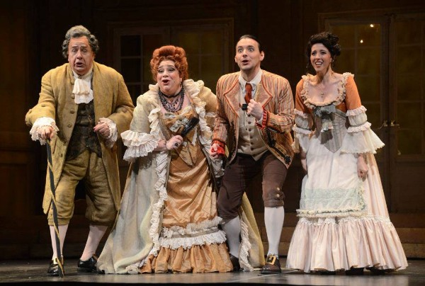 Marcellina, Le nozze di Figaro (with Thomas Hammons, Kostas Smoriginas, and Lisette Oropesa), New Orleans Opera Association, 2015
