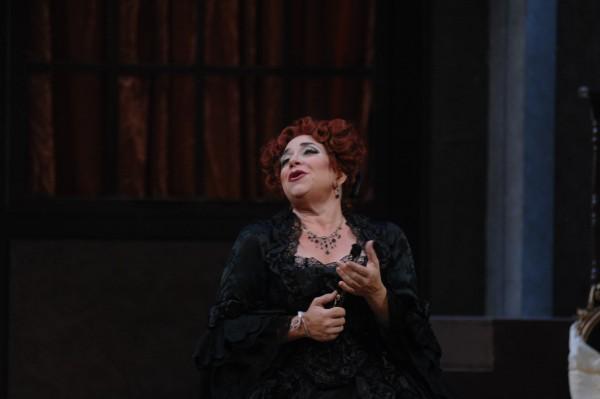 Marcellina ,  Le nozze di Figaro , Des Moines Metro Opera, 2010