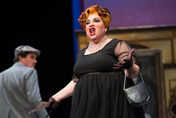 Zita ,  Gianni Schicchi  (with Patrick Miller), Opera on the James, 2013
