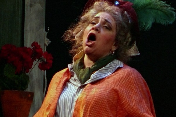 Frugola,  Il tabarro , El Paso Opera, 2008