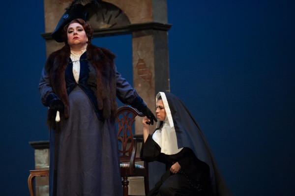 La Zia Principessa ,  Suor Angelica  (with Lina Tetriani), Opera on the James, 2013