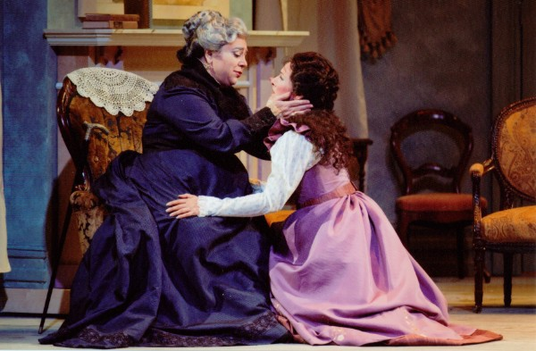The Old Baroness,   Vanessa  (with Audrey Babcock), Sarasota Opera, 2012