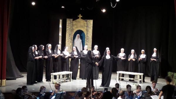 Suor Angelica  , Mediterranean Opera Festival (Sicily), 2016