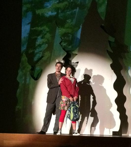 Little Red Riding Hood  , Syracuse Opera, 2014
