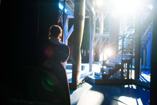 Gertrude , Romeo et Juliette , Atlanta Opera, 2017