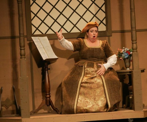 Mistress Quickly ,  Falstaff , Opera Idaho, 2012