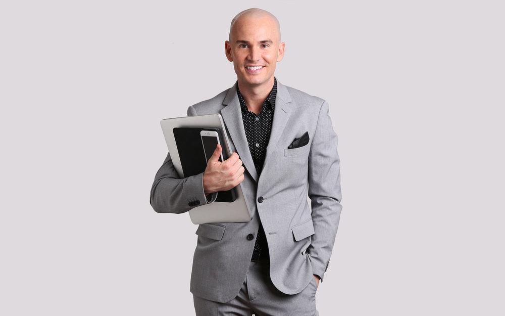 Digital Strategist Tony Howell