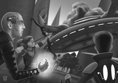 Dread Unicorn Games; Numenera; The Sun Below: Sleeping Lady; RPG; Adventure