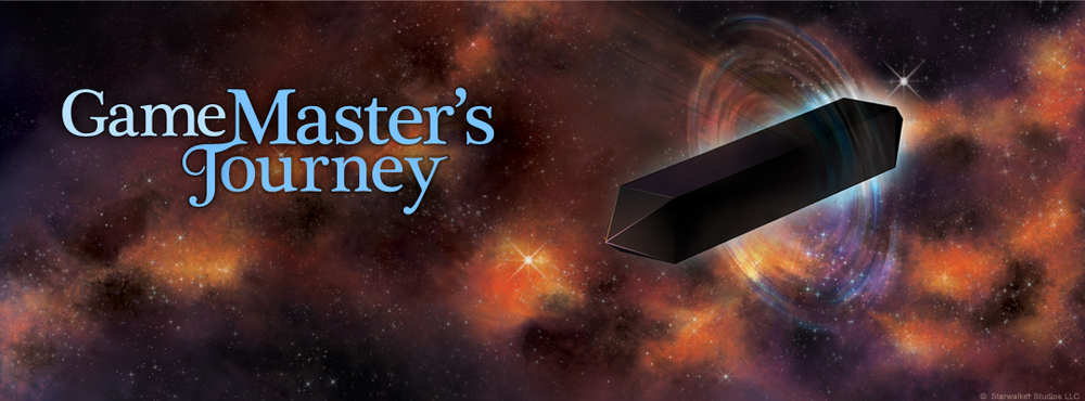 Game Master's Journey Interview with John WS Marvin