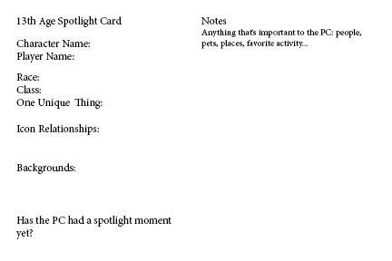 Spotlight Cards2