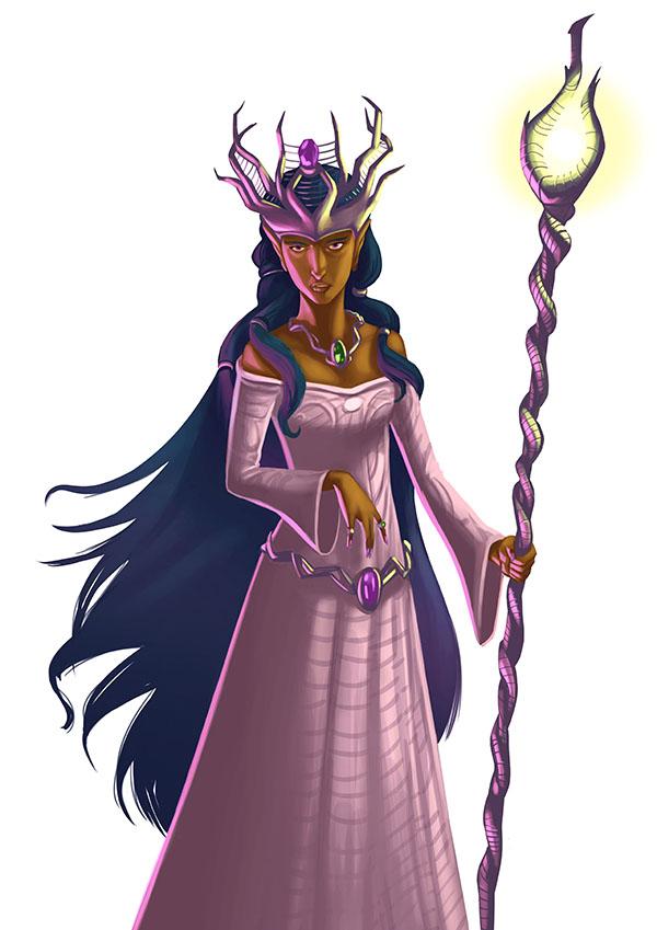Queen Tanadil