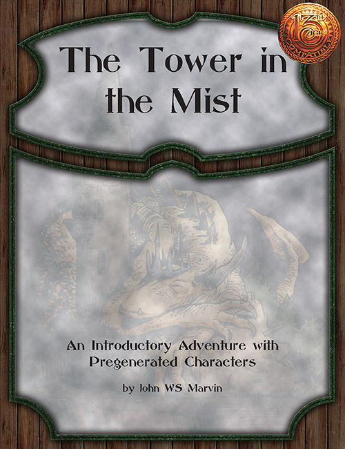 Tower in the Mist - 13th Age - Dread Unicorn Games