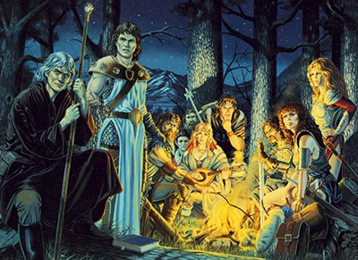 Dragonlance characters