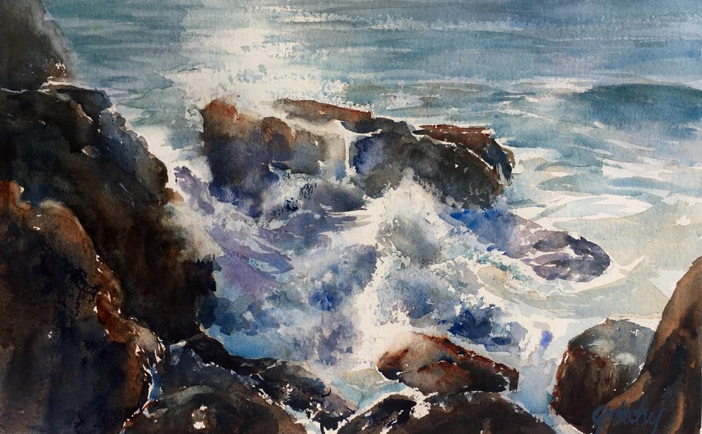 seascapes -