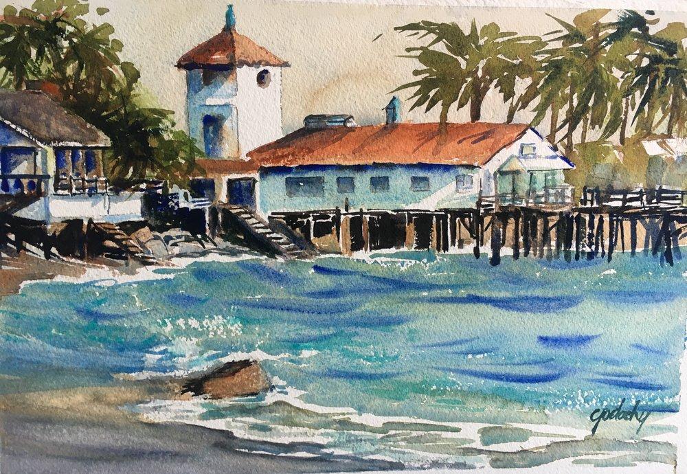 Malibu Pier, Sold