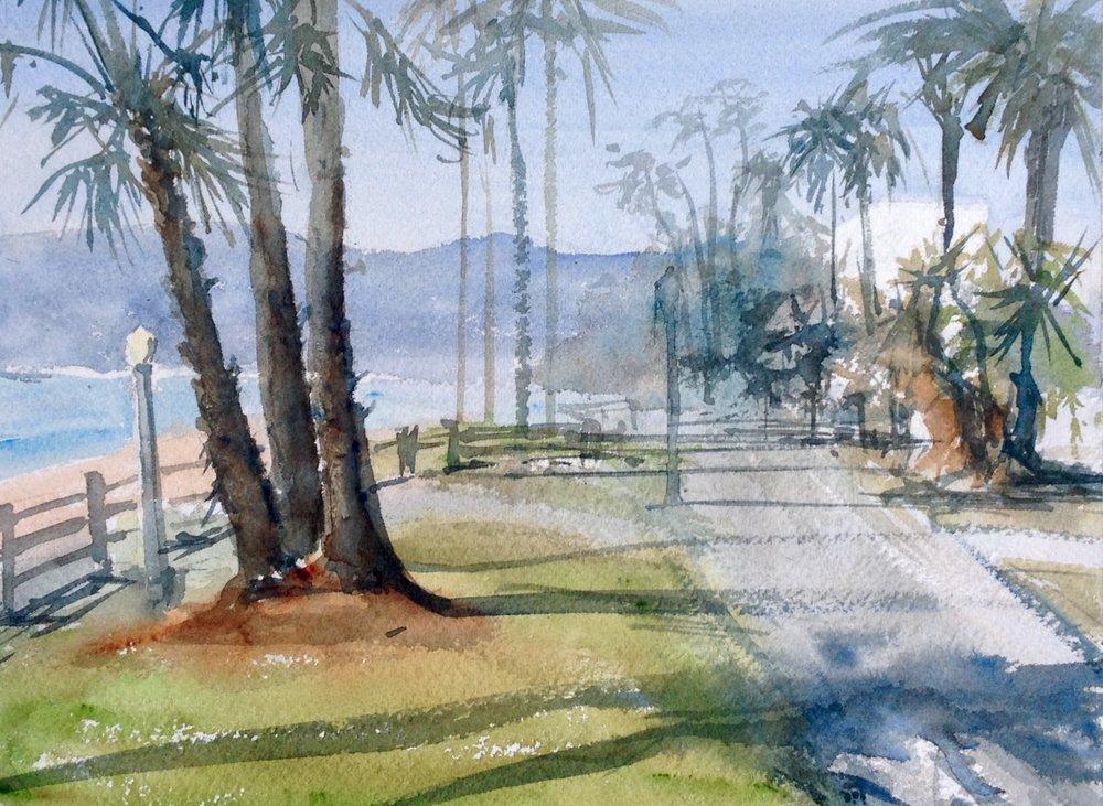 Santa Monica Palisades Park