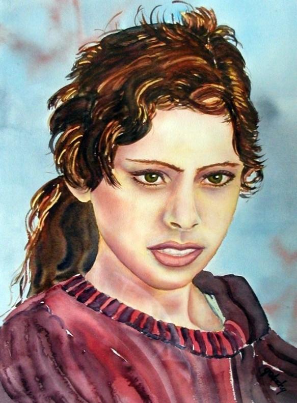 Kosovo Girl