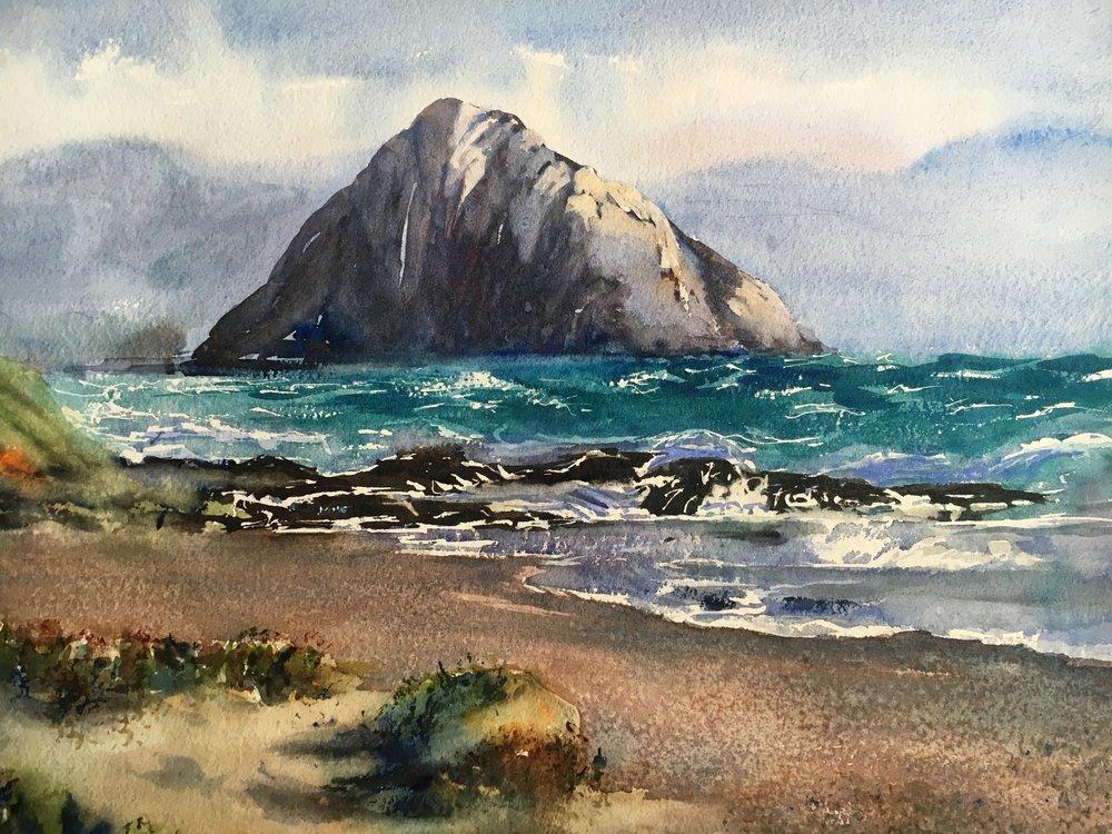 Morro Rock I