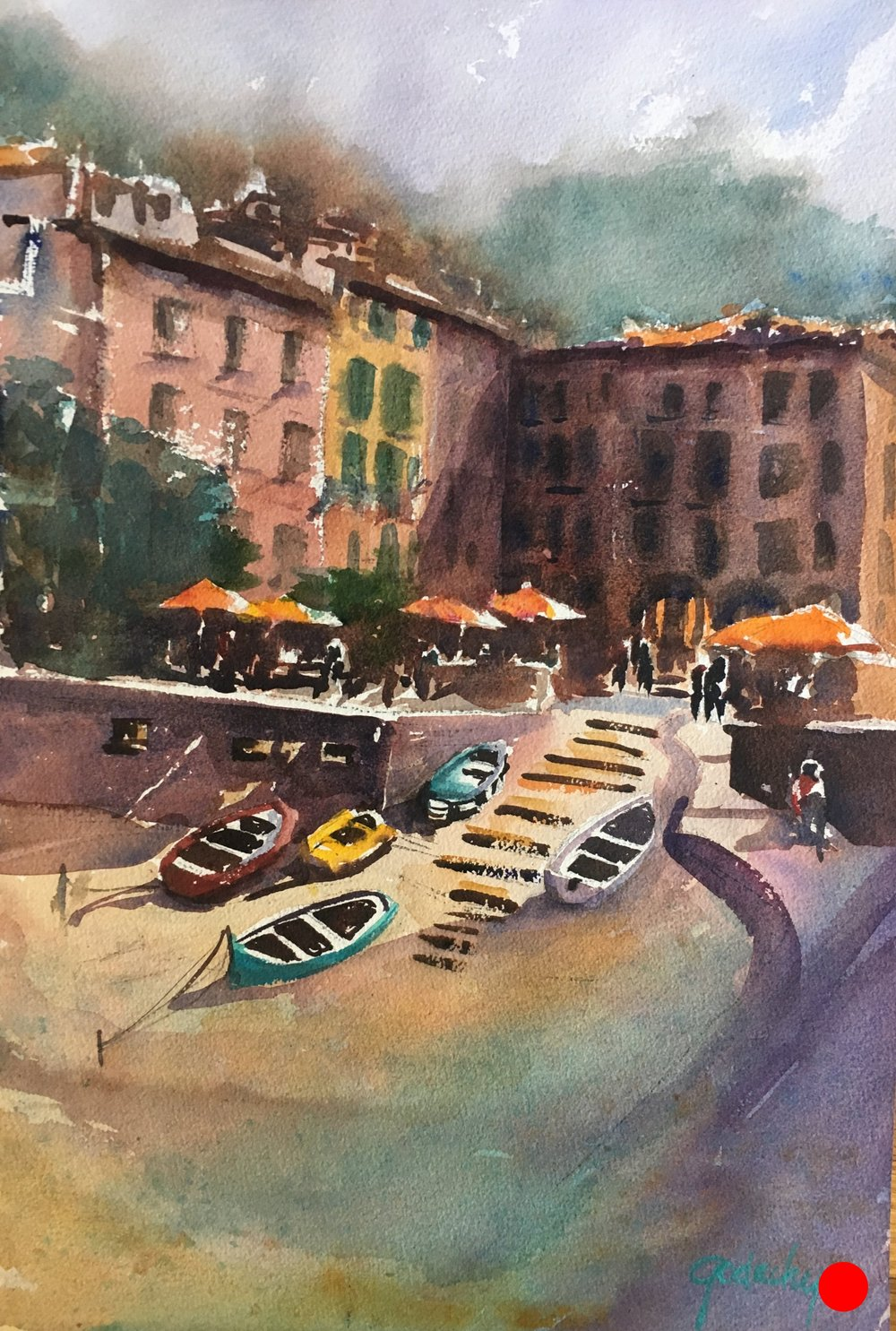 Portofino, Sold