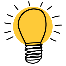 The 2019 Grant Cycle is Open! - Click the lightbulb above to access the application and our new Idea Generator