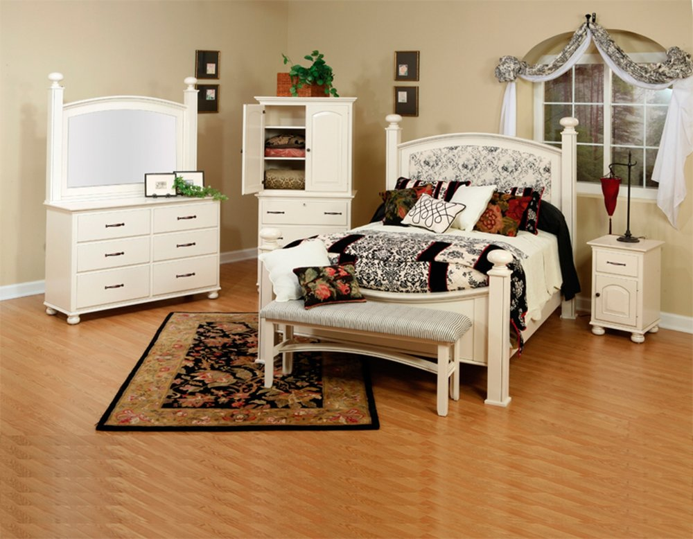 Luellen Setting with Luellen Bed