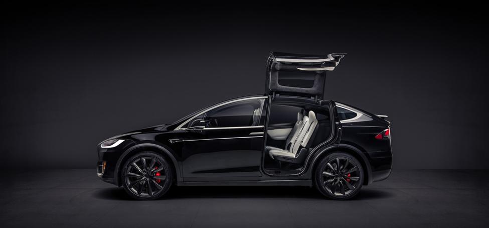 Tesla Model X -